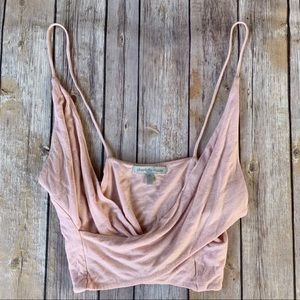 Baby Pink Tank from Charolette Russe